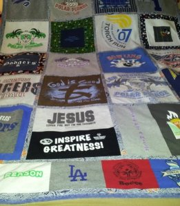 quilt, Bob, blankie, kindness, random act, blessing