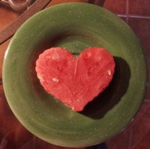 Healthy Heart Cookie