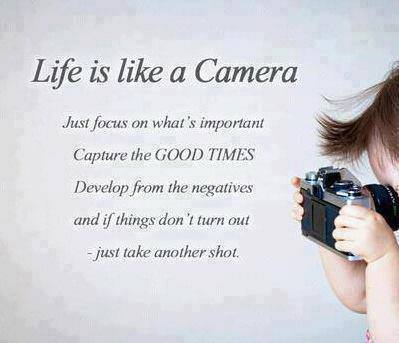 camera philosophy